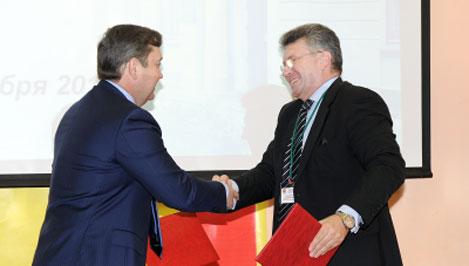 Правительство Тверской области и ТвГУ подписали соглашения о сотрудничестве в области инноваций