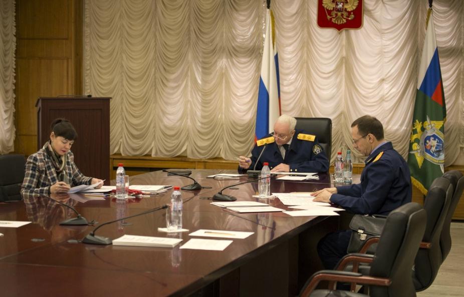 Александр Бастрыкин провел прием граждан и раскритиковал работу следственных органов в области защиты жилищных прав сирот - новости Афанасий