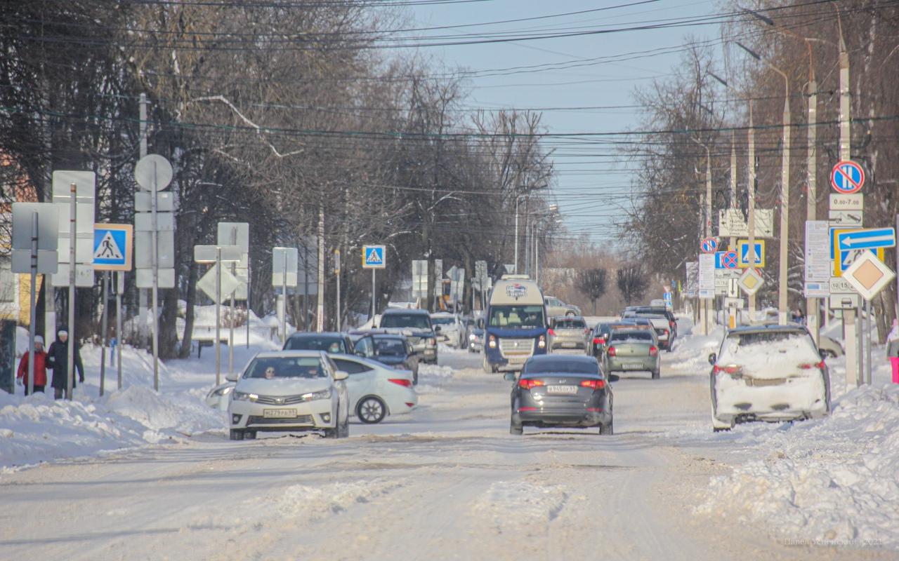 В Тверской области ожидают сильный снегопад