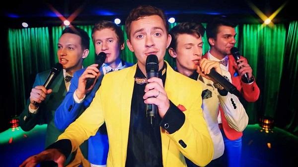 В Твери выступит вокальная группа «Бродвей»