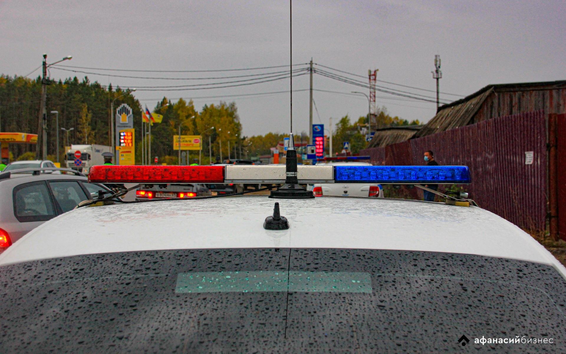 Женщина получила травмы в перевернувшемся в Тверской области кроссовере - новости Афанасий
