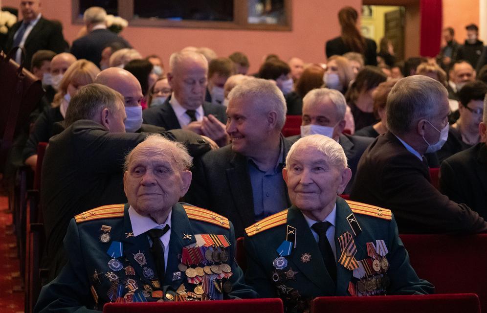 Заслуженные жители Тверской области поддержали стратегию развития региона, реализуемую под руководством Игоря Рудени - новости Афанасий