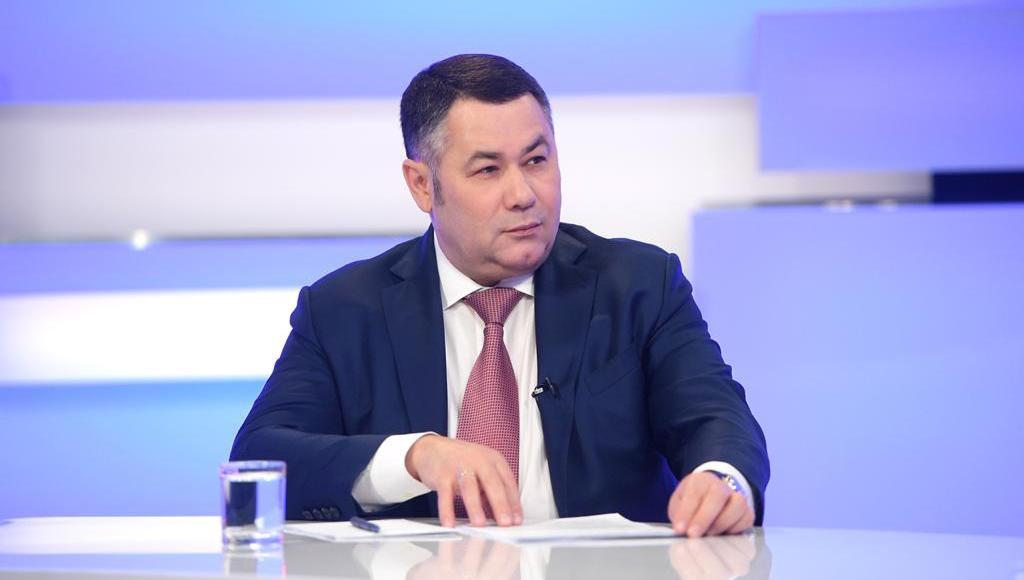 Губернатору Тверской области Игорю Рудене исполнилось 53 года - новости Афанасий