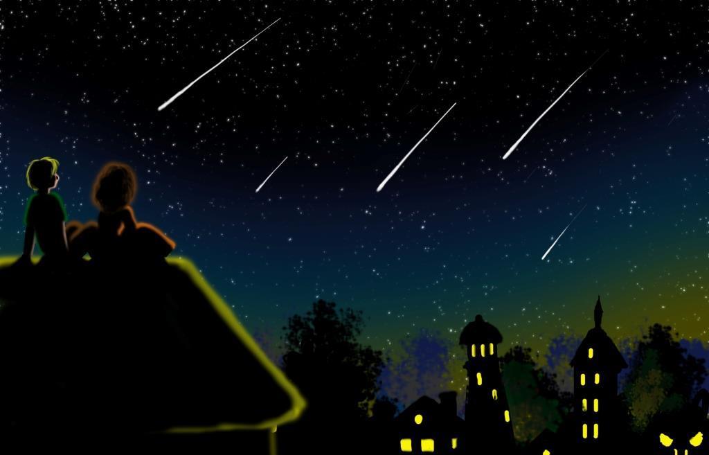 Два звездопада и серебристые облака: что на небе в июле?