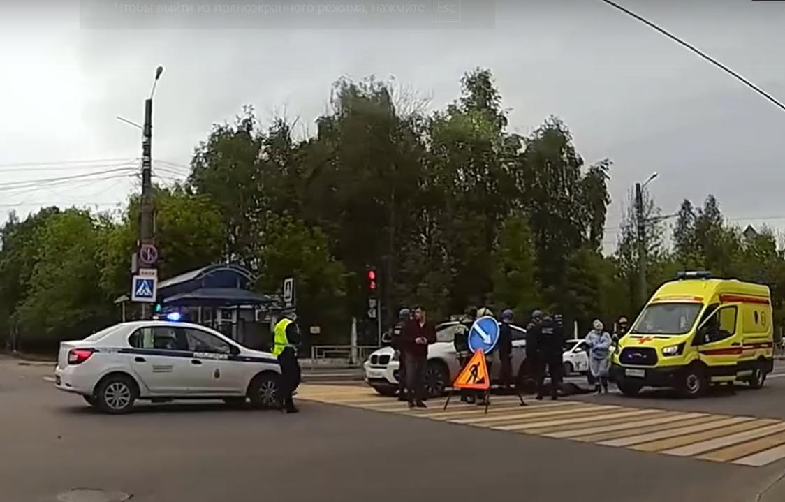 Пешехода сбили в Твери - новости Афанасий