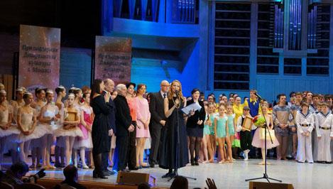 Танцоры из Вышнего Волочка стали участниками фестиваля «Волшебная туфелька» благотворительного фонда Илзы Лиепа