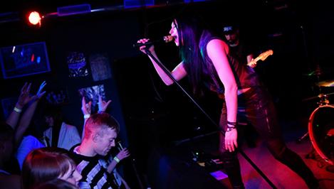 Певица Мара выступила с концертом в Твери / фото