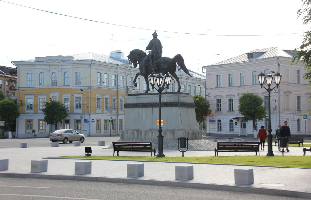 Правительство Тверской области будет действовать до формирования нового состава - новости Афанасий