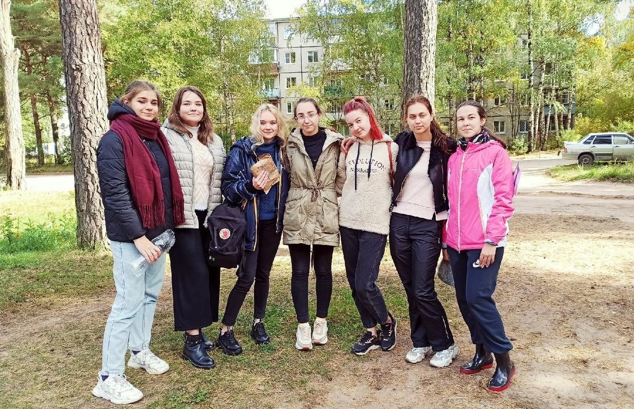 Волонтеры добровольческого центра ТвГТУ приняли участие во Всемирном дне чистоты - новости Афанасий