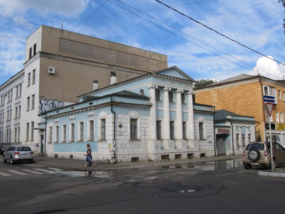 В центре Твери отремонтируют старинную усадьбу и разместят там музей художника Сидорова