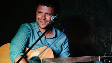 Алексей Вдовин презентует новый альбом в Твери