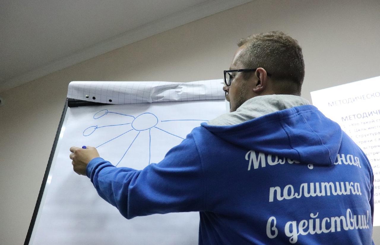 Проректор и студенты ТвГТУ приняли участие в школе «Soft skills наставник» - новости Афанасий