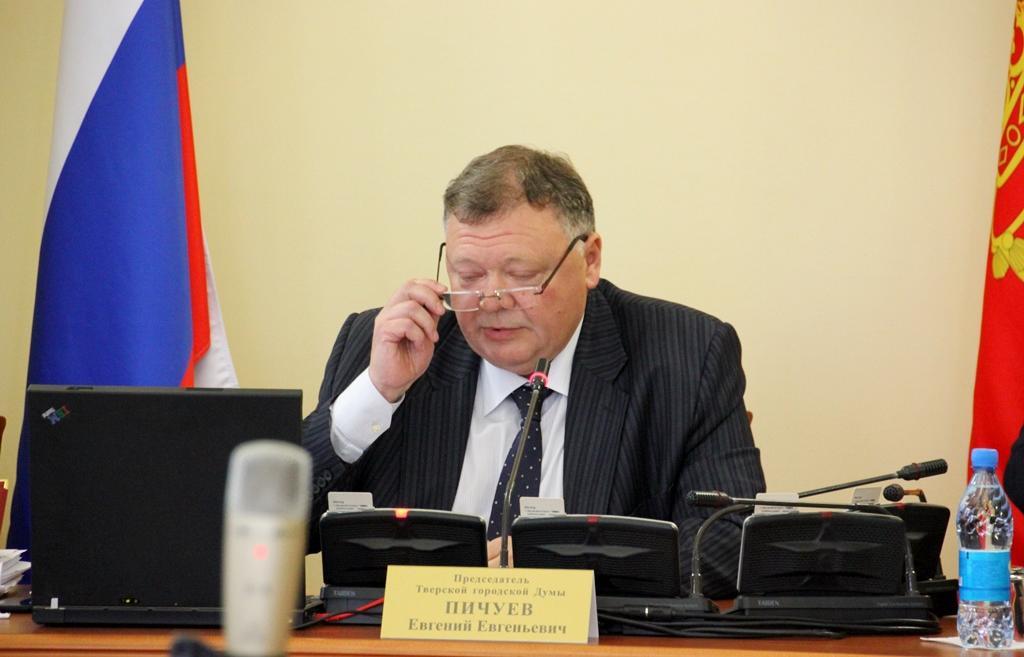 Без эмоций, но с результатами. Председатель Тверской городской Думы отчитался о работе в 2019 году - новости Афанасий