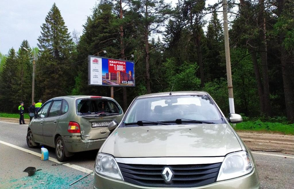 В ДТП с тремя автомобилями в Твери пострадали два человека - новости Афанасий