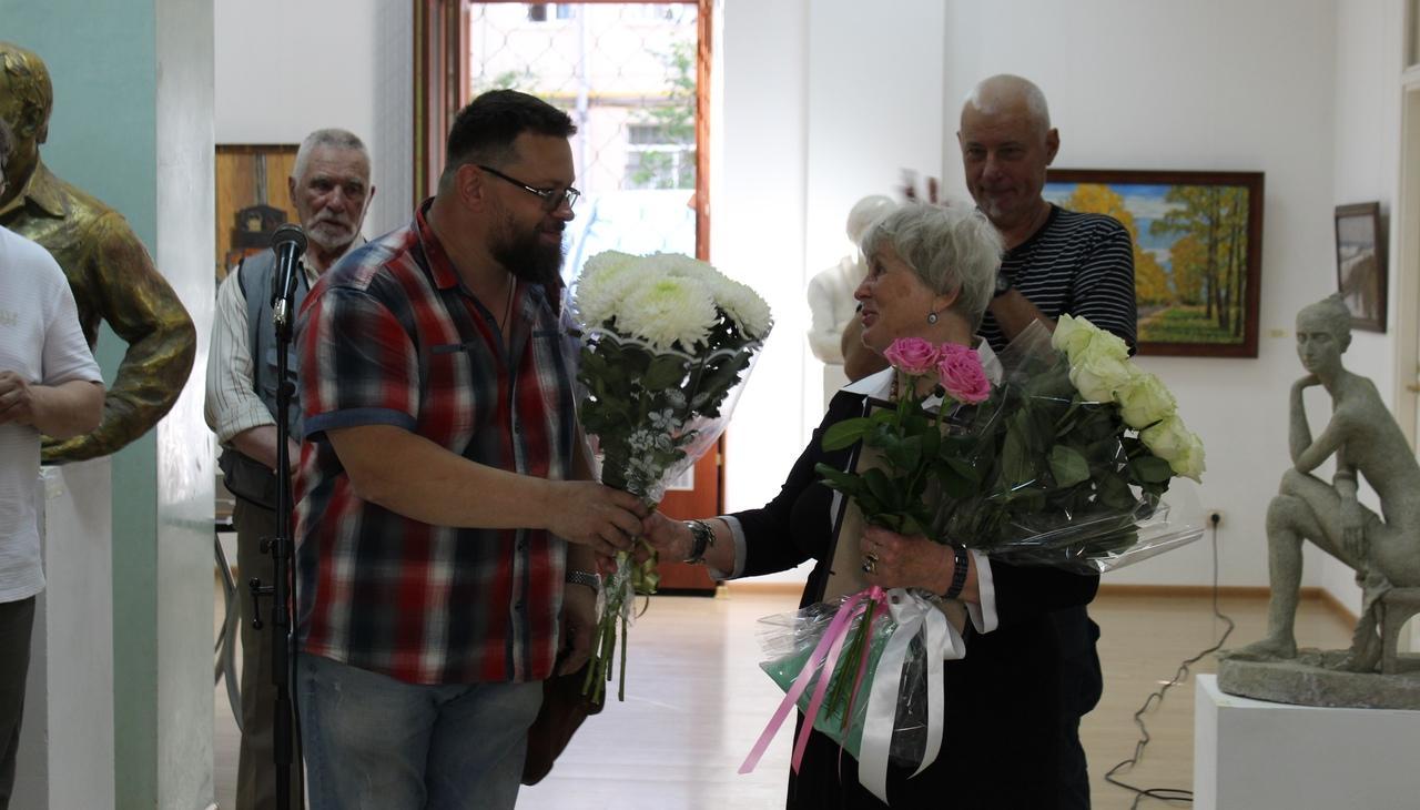 Работы известного скульптора будут находиться в собрании Кимрского района Тверской области