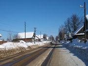 Администрация муниципалитета достойно справилась с уборкой улиц: все главные дороги расчищены, проезд обеспечен