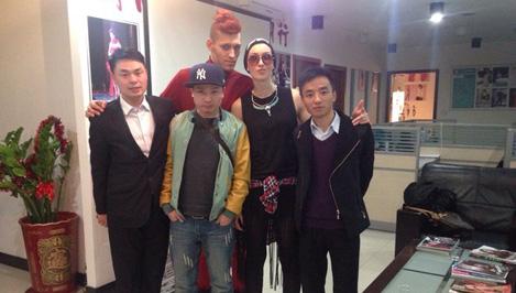 Группа из Твери Adam Project отправилась в тур по Китаю