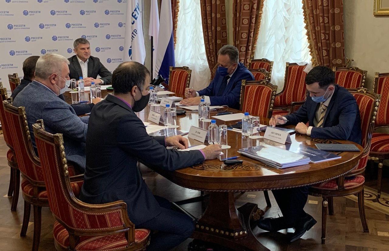 Игорь Маковский: «Россети Центр» будут содействовать практическому применению отечественных разработок в электросетевом хозяйстве - новости Афанасий