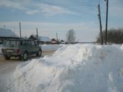 С точки зрения зимнего содержания дорог Кесова Гора – территория благополучная
