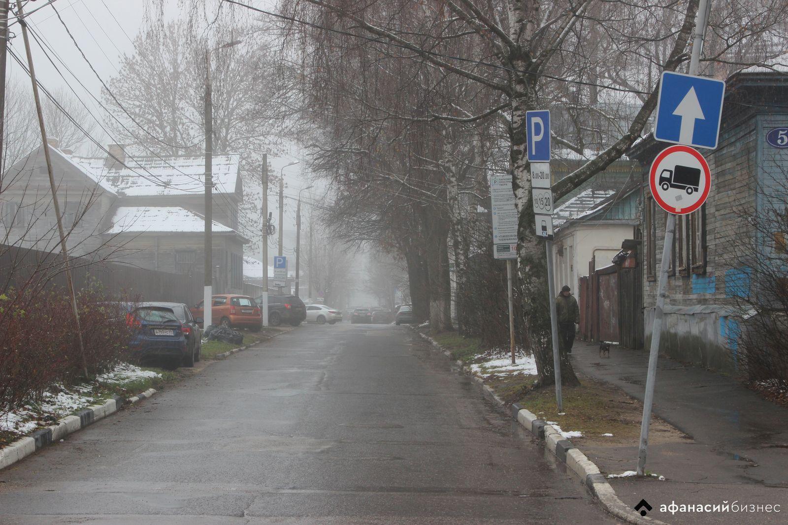 В Тверскую область идут первые аномальные холода этого сезона