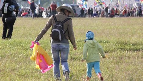 В Тверской области отгремело «Нашествие»: 165 тысяч гостей,  более 90 групп и 119 децибел звука / Большой фоторепортаж