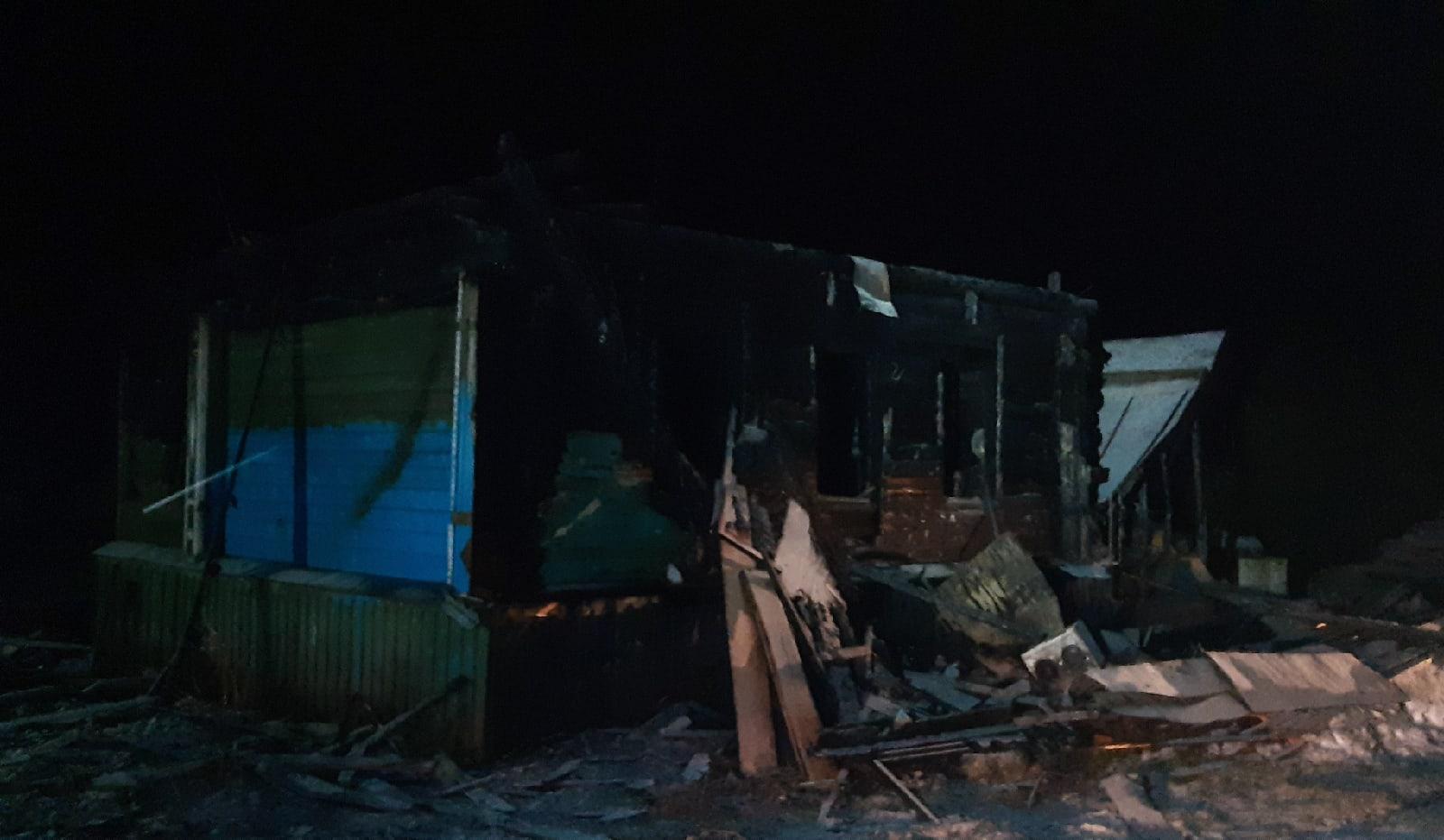 Шестилетняя девочка погибла на пожаре в Тверской области, ее родные в больнице - новости Афанасий