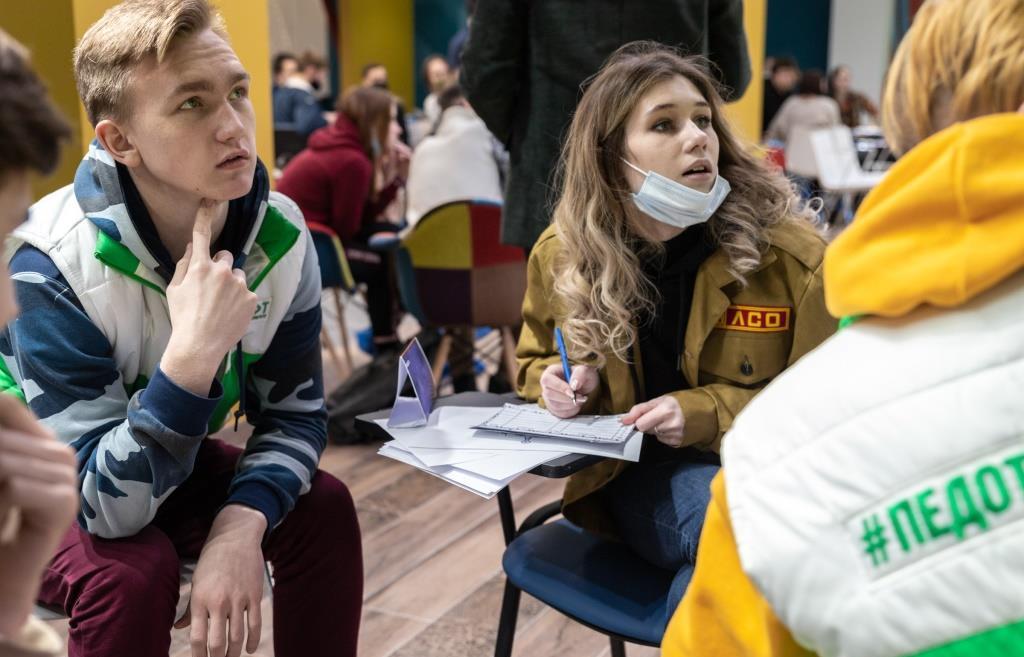 В Твери отметили День российских студенческих отрядов: ТвГТУ стал одним из соорганизаторов праздника - новости Афанасий