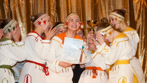 Тверской ансамбль стал обладателем Гран-при хореографического фестиваля в Казани