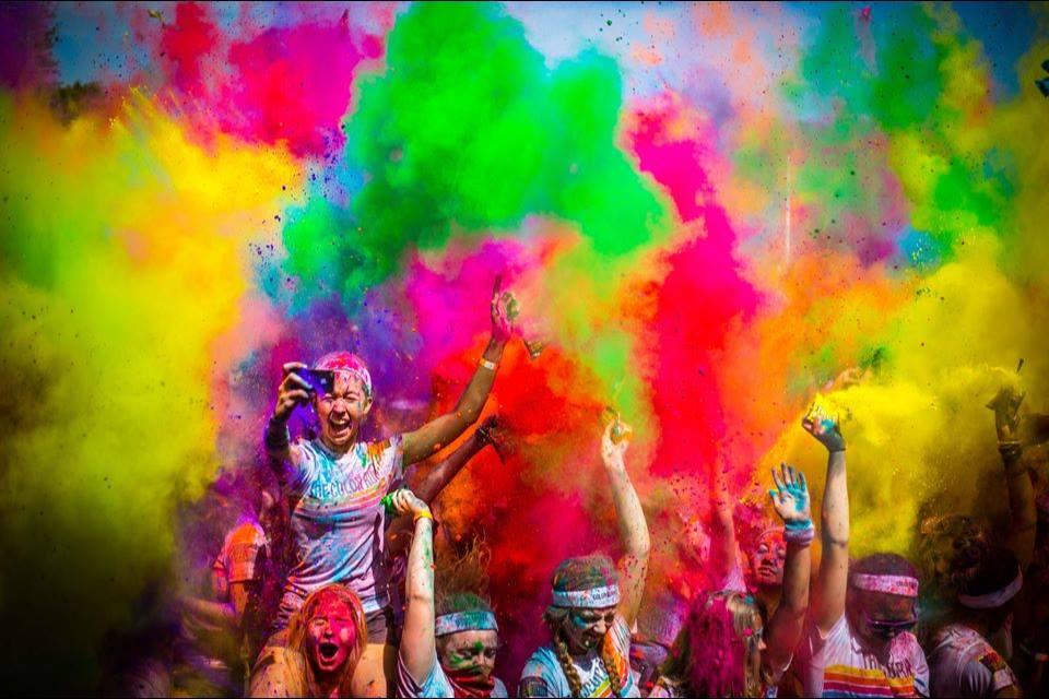 В первые выходные осени в Твери пройдет фестиваль красок