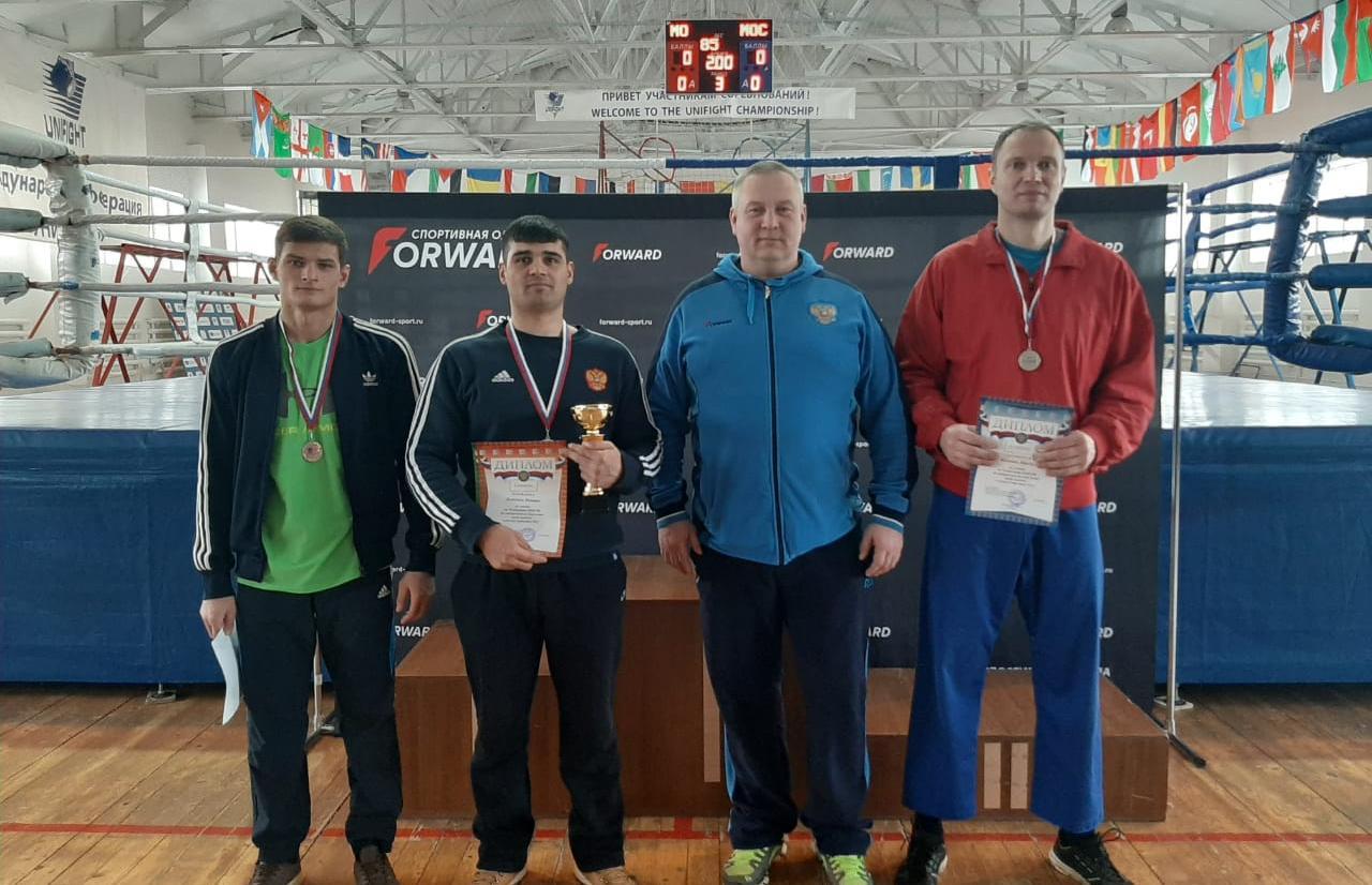 Тверские спортсмены вернулись с медалями с соревнований по универсальному бою - новости Афанасий