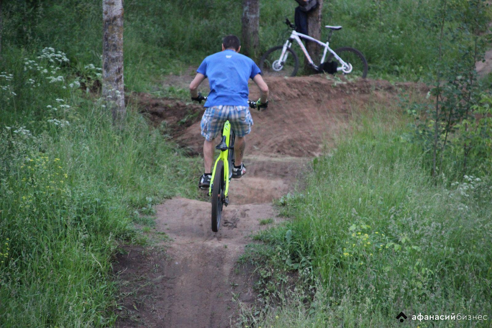 В Твери 16-летний подросток погиб, упав с велосипеда на памп-треке - новости Афанасий