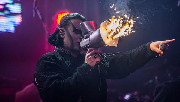 Группа «Mordor» на фестивале «Нашествие 2015» представит музыкальное шоу со спецэффектами и пиротехникой