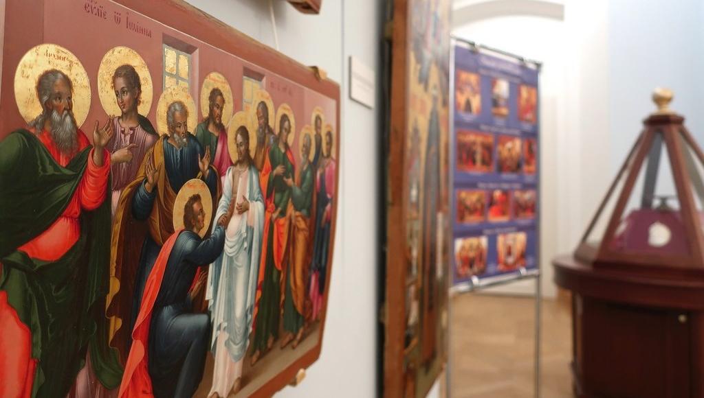 В Тверском императорском дворце открылась выставка из цикла «Страницы реставрации» - новости Афанасий