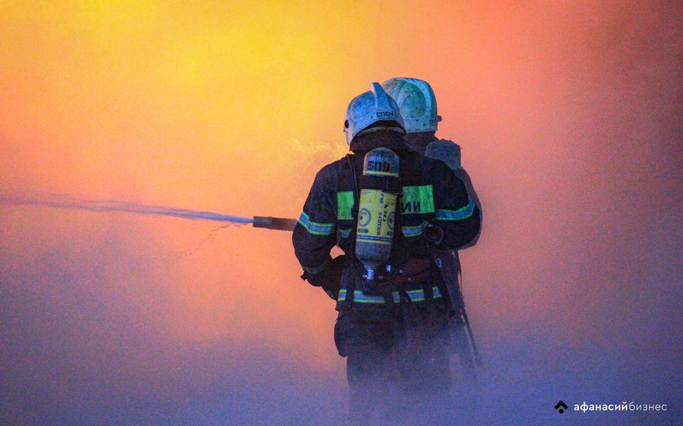 Под Тверью на пожаре в жилом доме доме нашли тело мужчины - новости Афанасий
