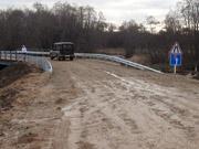 После объявления чрезвычайной ситуации в Сонковском районе из областного бюджета выделили денежные средства, необходимые для восстановления моста