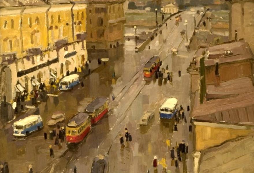 В Твери пройдет выставка картин, посвященных городу - новости Афанасий