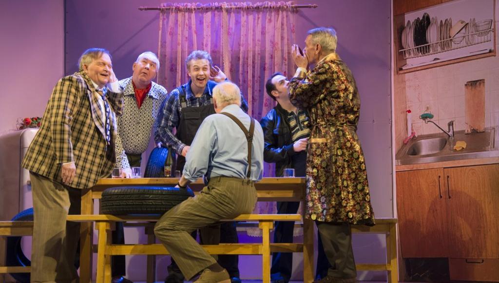В Тверском театре драмы появились «Энергичные люди»