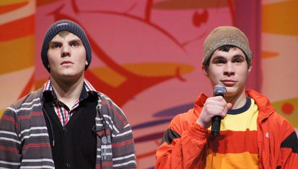 «Плюшки имени Ярослава Гашека» из Твери вышли в финал Центральной Лиги Москвы по КВН