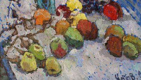 В Твери открылась выставка «На Тверской земле» живописца Александра Котова