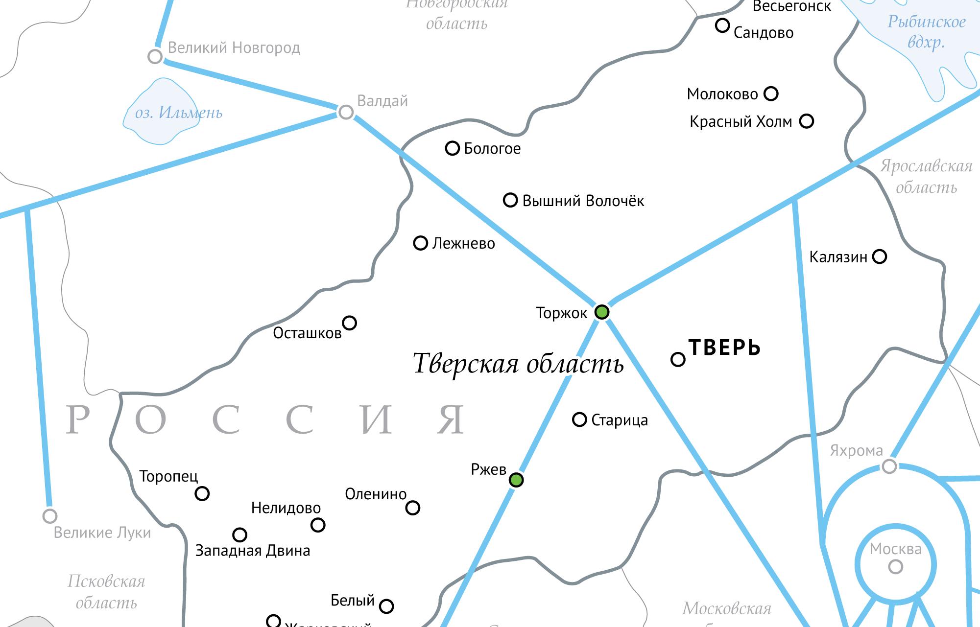 В Тверской области создадут условия для газификации еще 10 районов - новости Афанасий