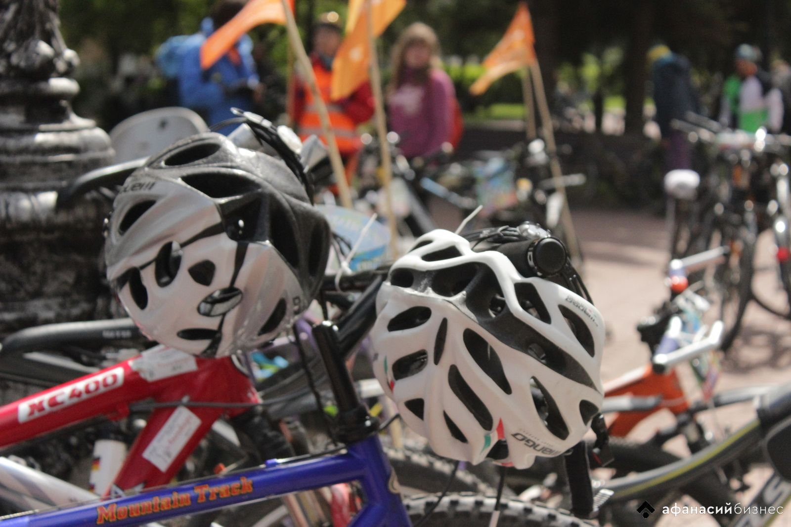 На дороге в Тверской области ограничат движение транспорта из-за велогонки - новости Афанасий