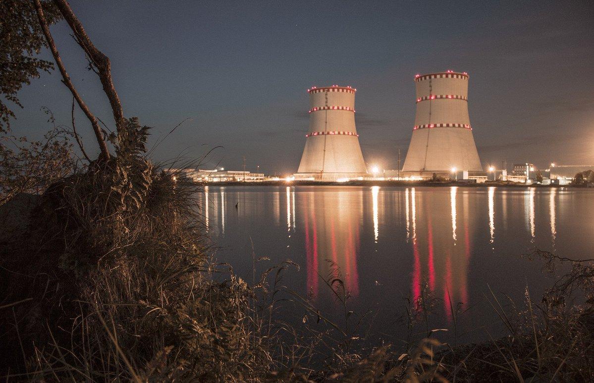 На Калининской АЭС ликвидировали задымление - новости Афанасий