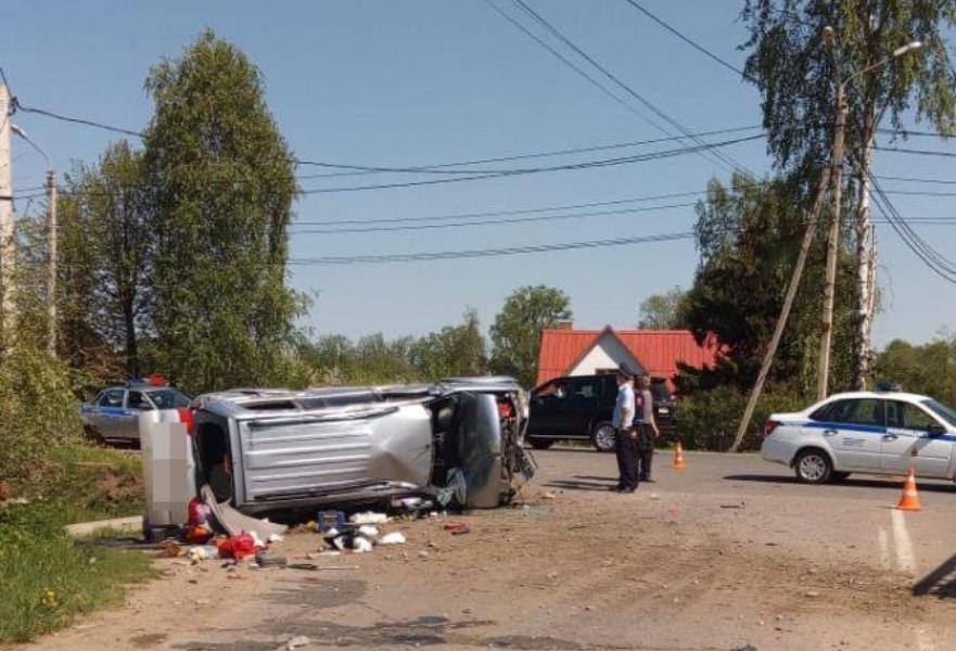 Погибший в ДТП в Тверской области водитель внедорожника не был пристегнут ремнем безопасности
