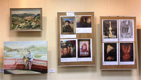 Художник из Тверской области стал дипломантом Международной выставки в Польше