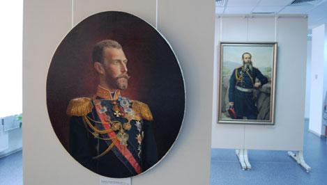 В Твери открылась выставка в честь 400-летия Дома Романовых