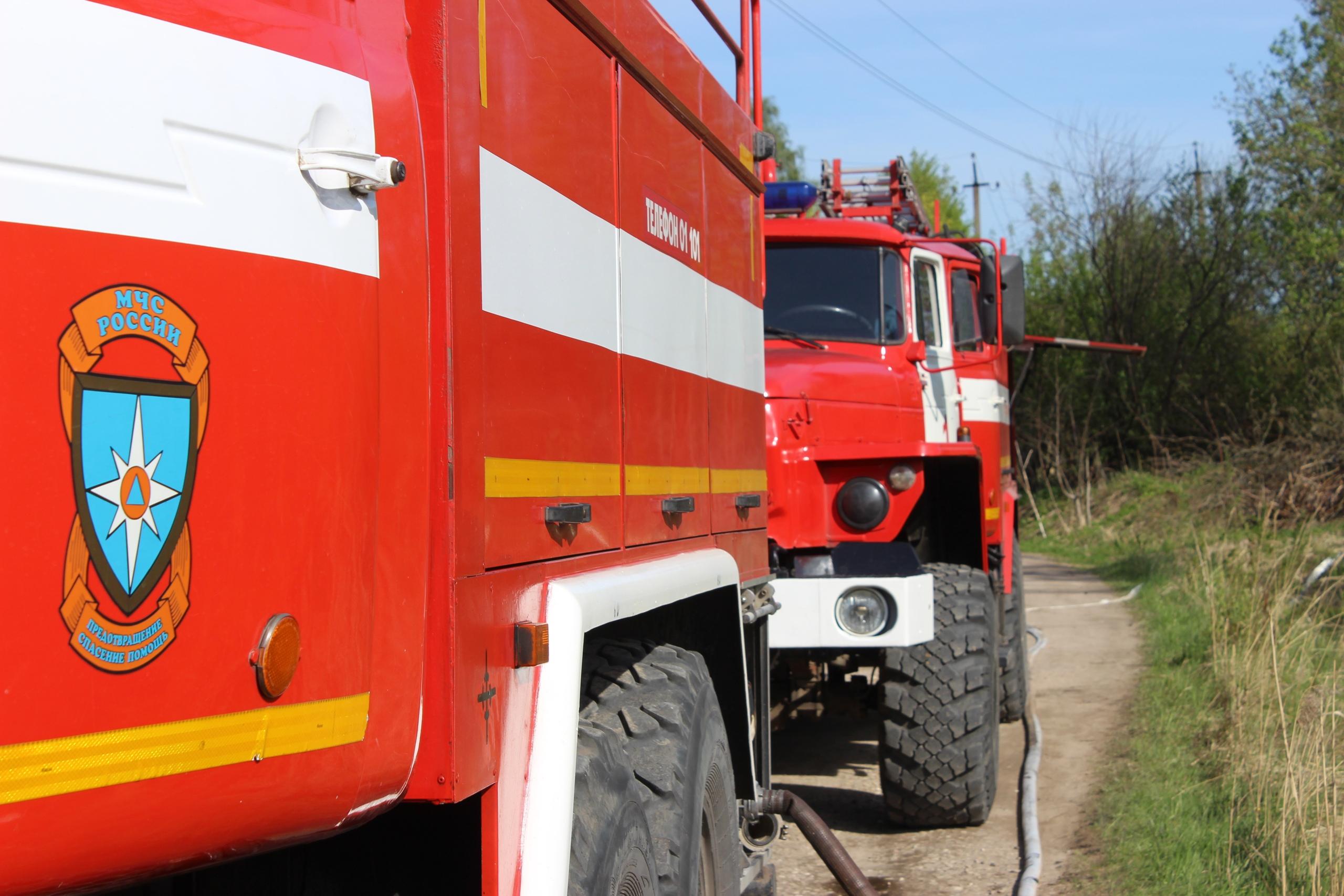 Пожилая женщина пострадала на пожаре в Тверской области - новости Афанасий