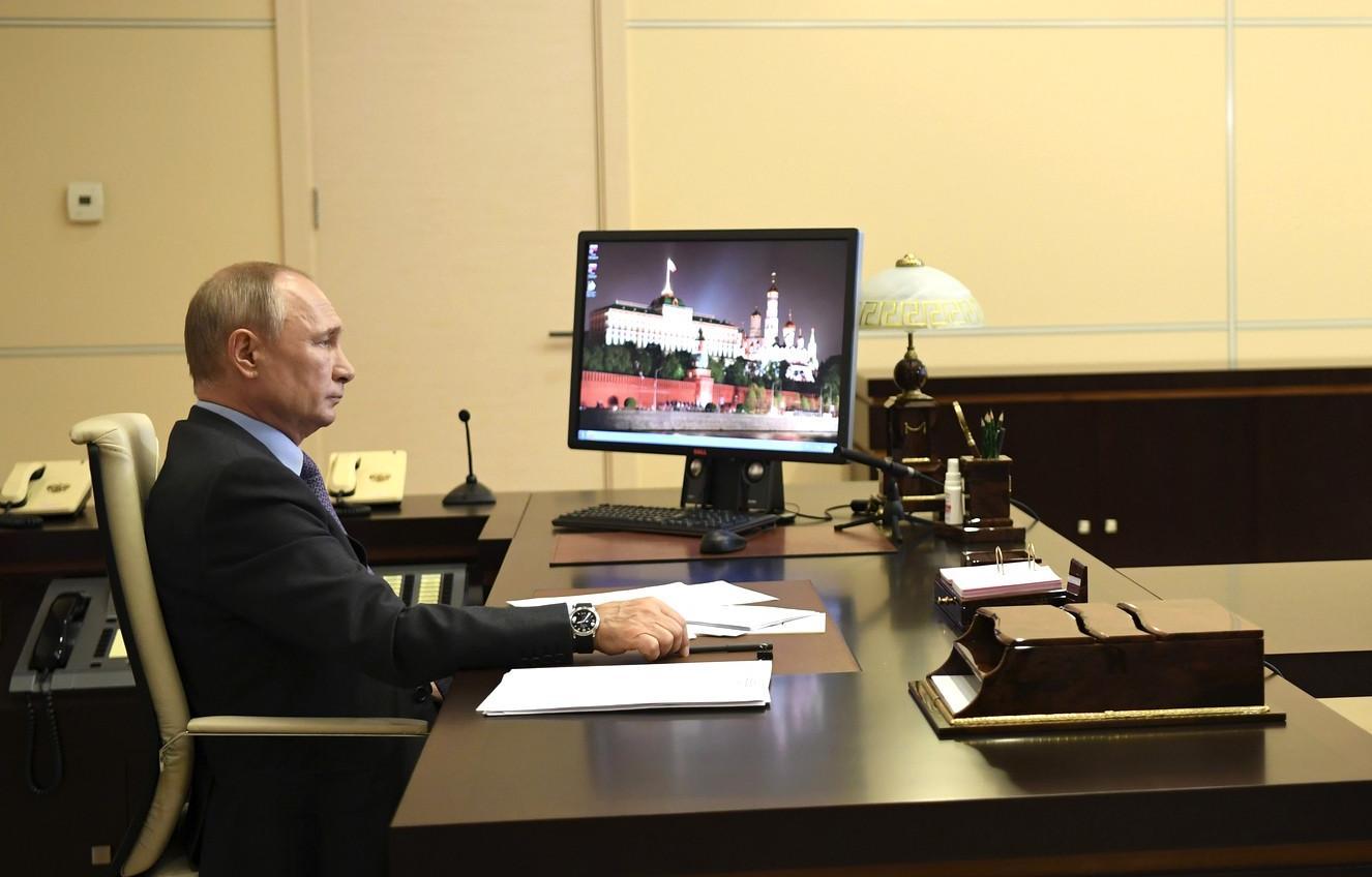 Владимир Путин 11 мая выступит с обращением - новости Афанасий