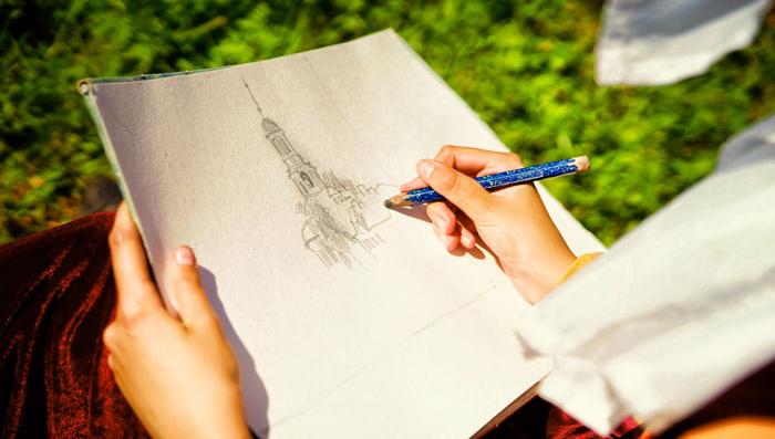 Живописцы из разных городов приедут в Калязин на пленэр-тур
