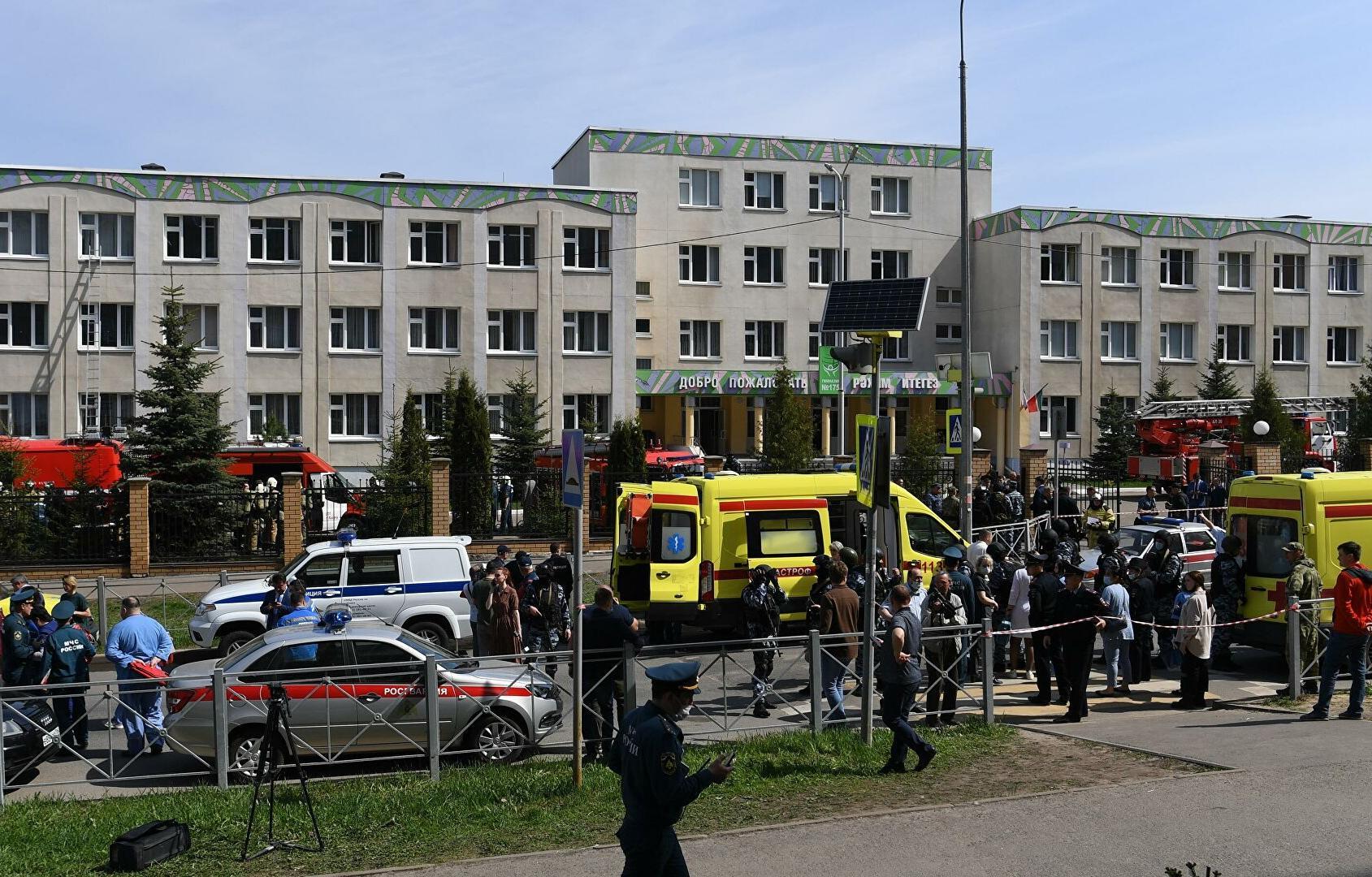 Губернатор Игорь Руденя выразил соболезнования в связи с трагедией в Казани - новости Афанасий