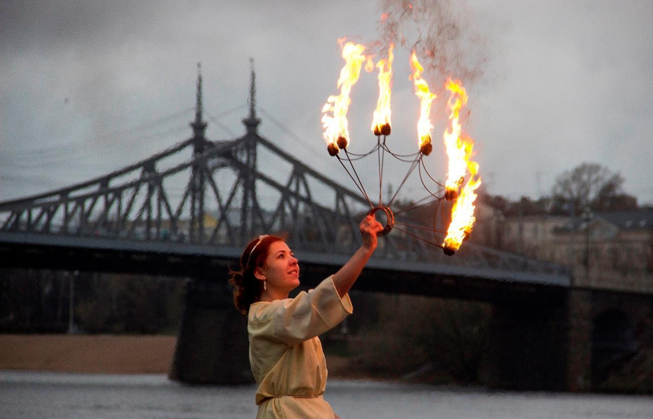 Афиша на 15-16 мая: «Ночь музеев» и открытие огненного сезона - новости Афанасий